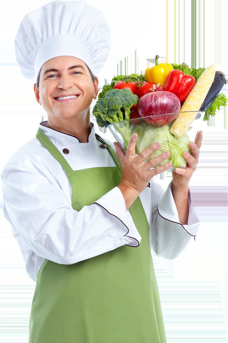 Cuoco Vegano